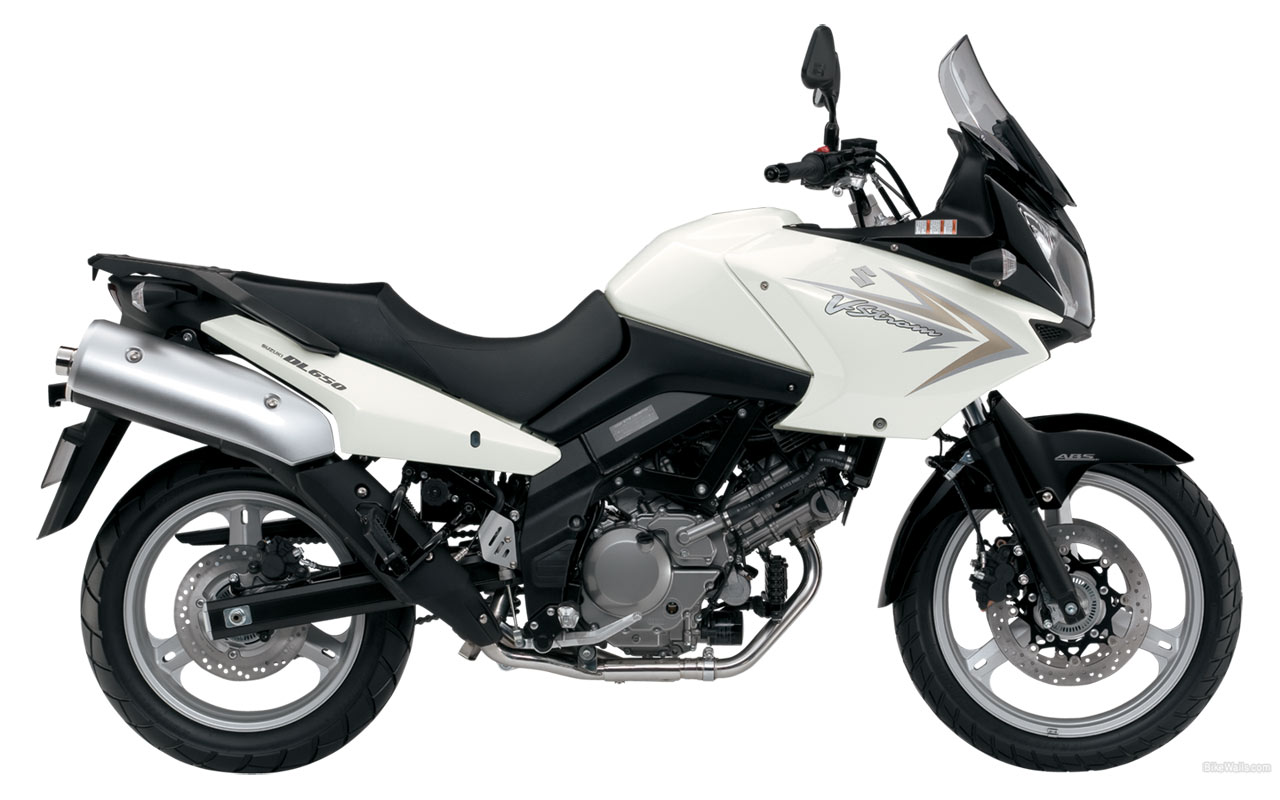 Suzuki VStrom 650 - Italy Motorcycle Rental - Scooters, Motorcycles