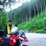 Motorbike Holidays italy bill 2009Garfagnana01