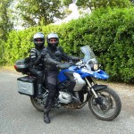 motorcycle rental in italy